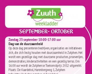 Zuuth - Duurzaam door Zutphen